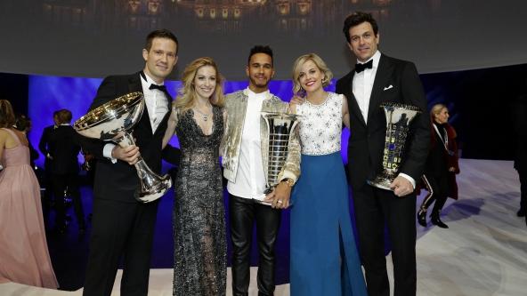 Хэмилтон, Шумахер и Ожье примут участие в пресс-конференции чемпионов в Санкт-Петербурге