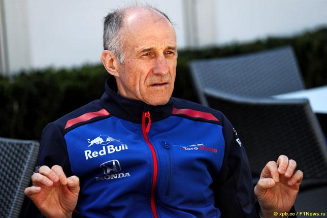 В Toro Rosso с оптимизмом ждут следующего сезона