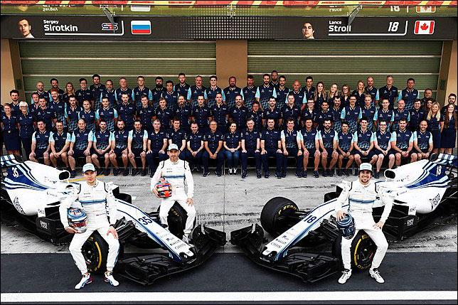 Итоги сезона: Williams Martini Racing