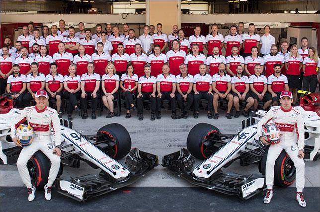 Итоги сезона: Alfa Romeo Sauber F1 Team