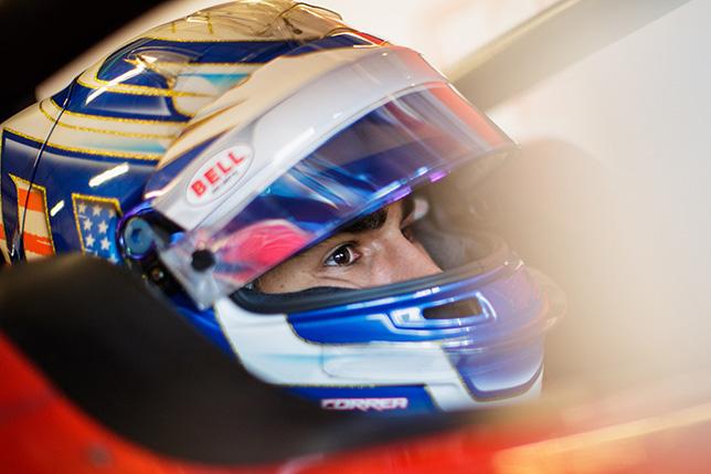 Ф2: Корреа лучший во второй день тестов, Шумахер второй