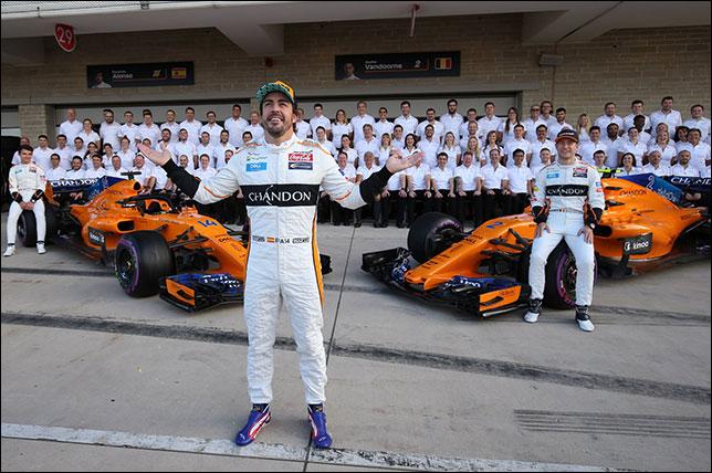 Итоги сезона: McLaren F1 Team