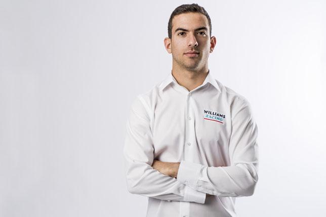 Николас Латифи – резервный пилот Williams