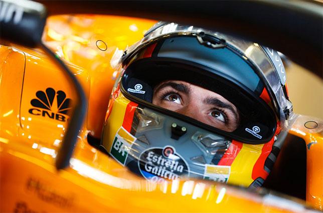 Карлос Сайнс: Переходя в McLaren, я хочу стать лидером