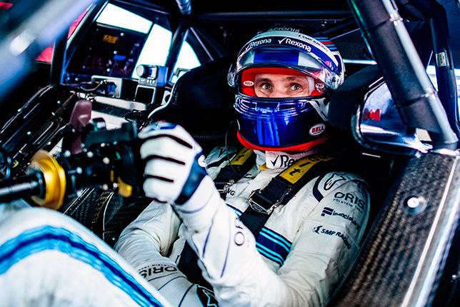 Сергей Сироткин завершил тесты DTM