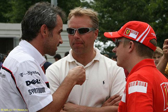 Лехто: У Sauber есть шансы на более высокие результаты