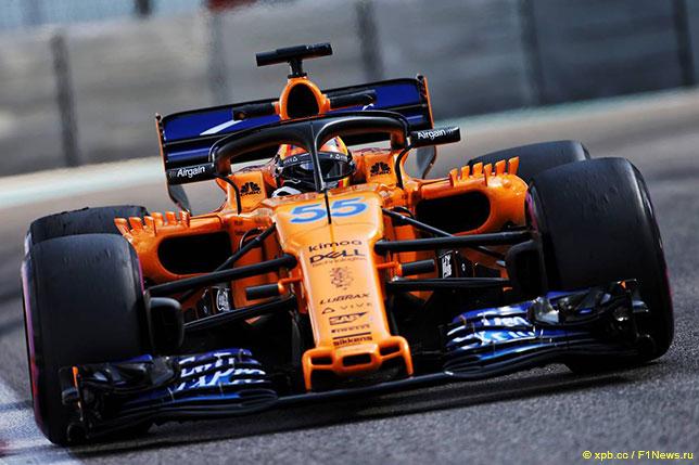 Сайнс не считает, что McLaren копирует шасси Red Bull