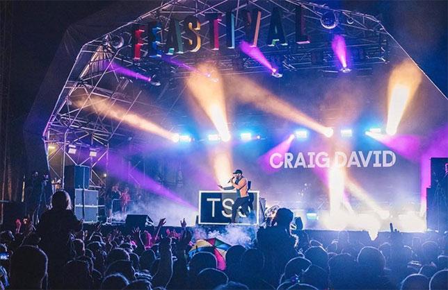 В Сильверстоуне в 2019-м пройдёт концерт Крейга Дэвида