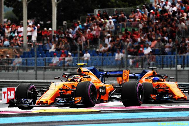 Марк Хьюз о перспективах McLaren в новом сезоне