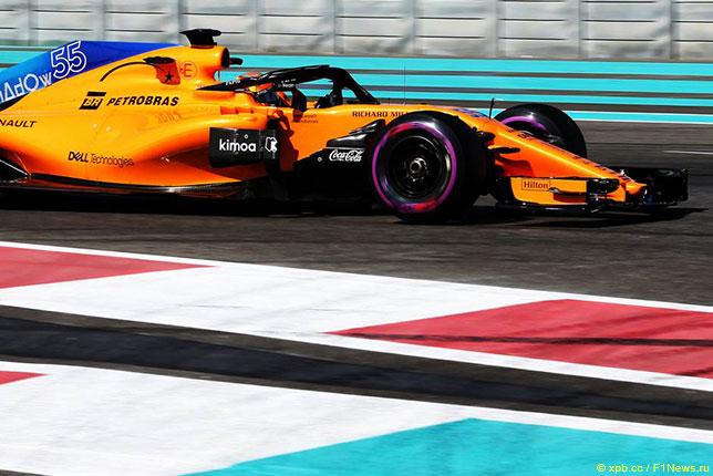 В McLaren продолжают переговоры с Coca-Cola