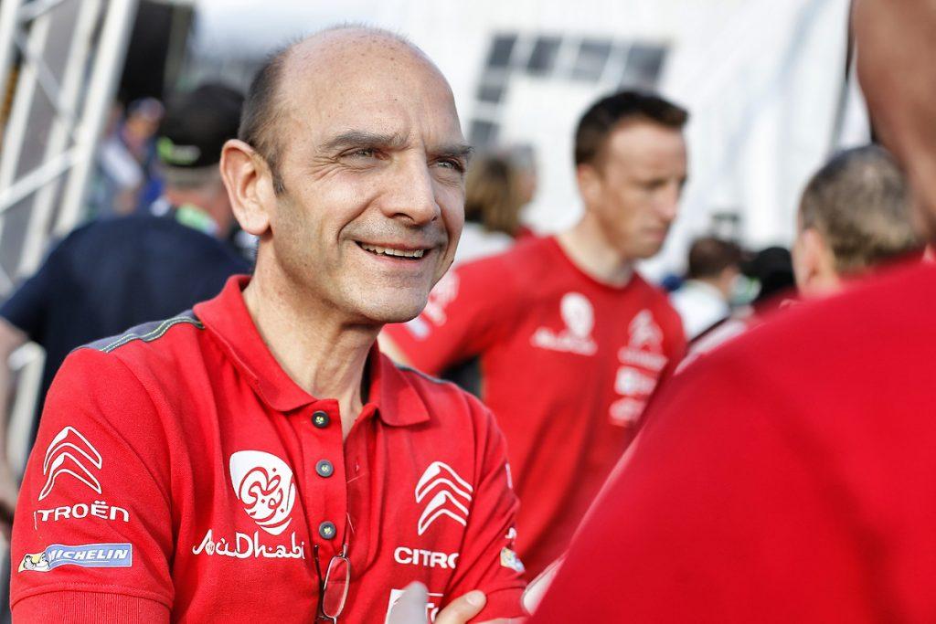 В «Ситроен» объяснили причины потери третьего автомобиля в WRC