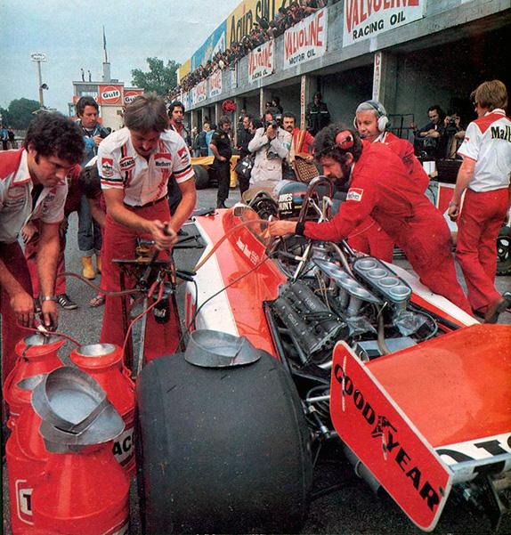 Италия'76: Возвращение