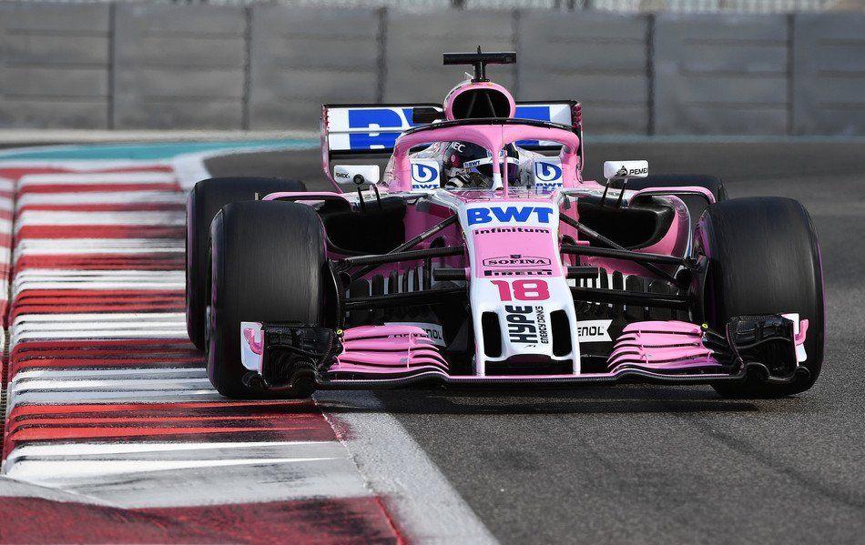 Официально: Лэнс Стролл перешел в Racing Point Force India