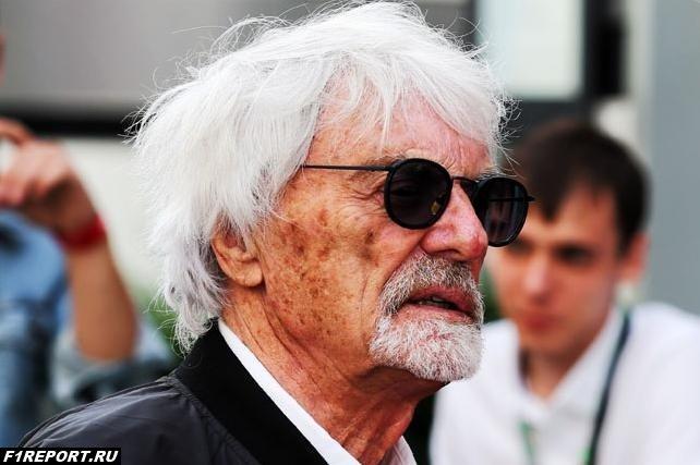 Экклстоун:  После смерти Маркионне в Ferrari вернулись прежние порядки
