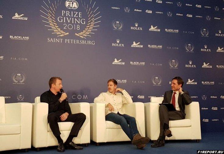 Хэмилтон пропустил пресс-конференцию чемпионов в Санкт-Петербурге