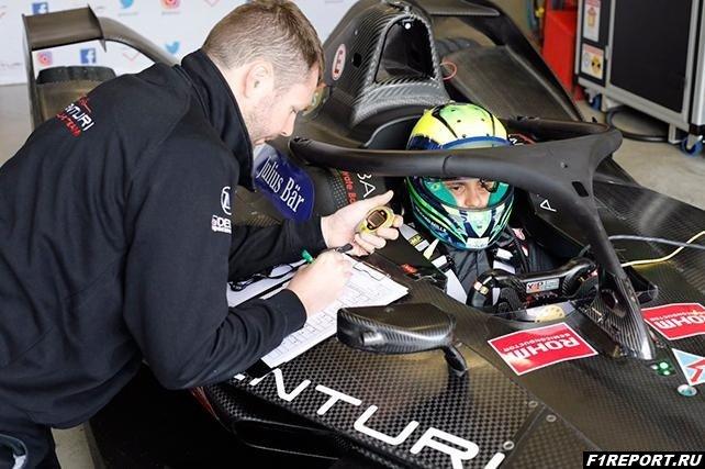 Масса:  Борьба в Формуле Е более плотная, чем в Формуле 1