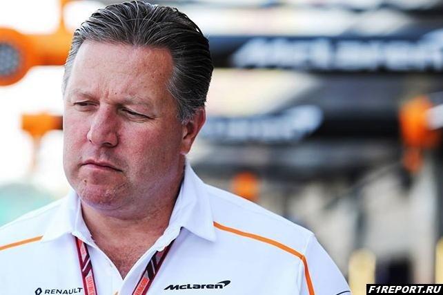 В McLaren довольны сотрудничеством с Renault