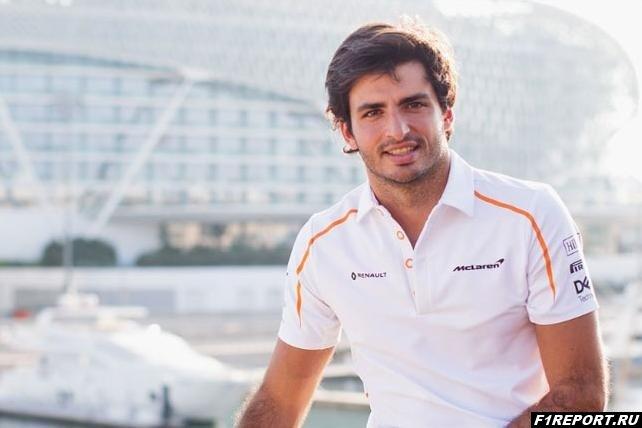 Сайнс опроверг информацию о том, что в McLaren пытаются скопировать разработки Red Bull