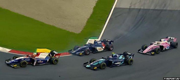 Обгон Маркелова признали лучшим в Формуле 2 в сезоне 2018-го года