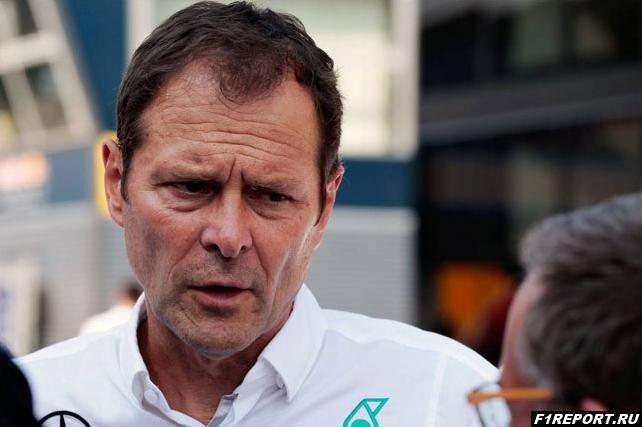 Коста опроверг информацию о том, что Mercedes начнет сезон 2019-го года с проблемным мотором