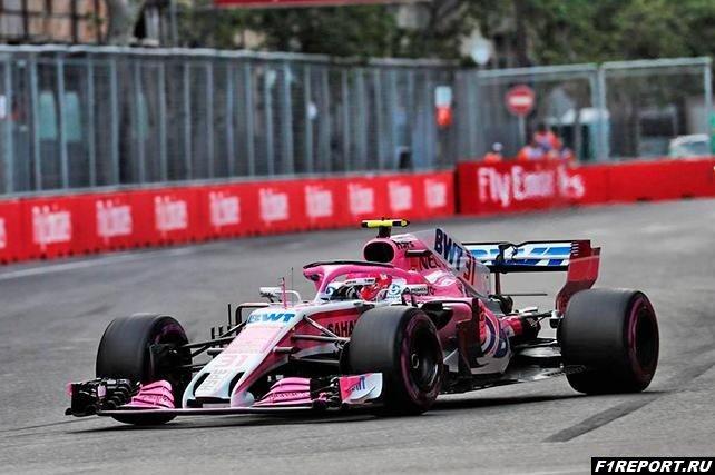Представители Уралкалий продолжают судиться с внешними управляющими Force India