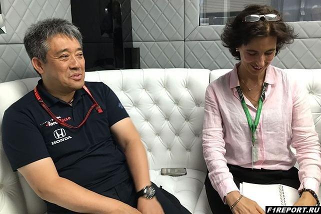 Honda:  Мы все еще уступаем лучшим
