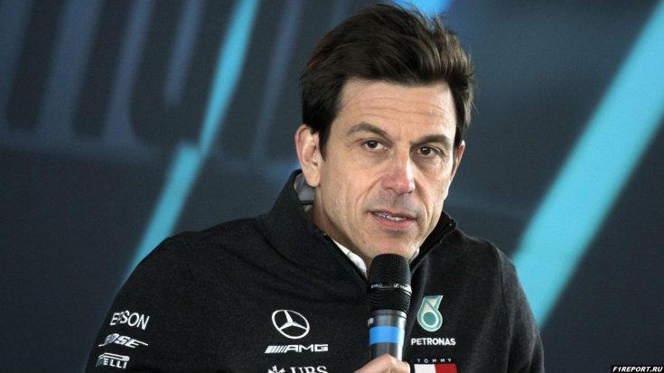 Вольфф:  В молодежной программе Mercedes нет вакансий