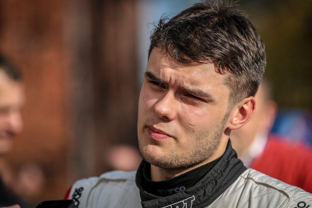 Николай Грязин проведет сезон в WRC 2 в 2019 году