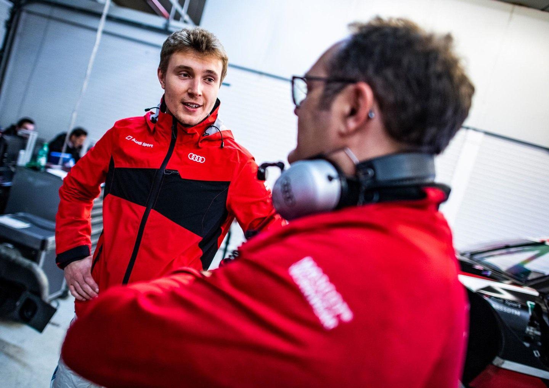 Сергей Сироткин: Меня удивил уровень прижимной силы машины DTM