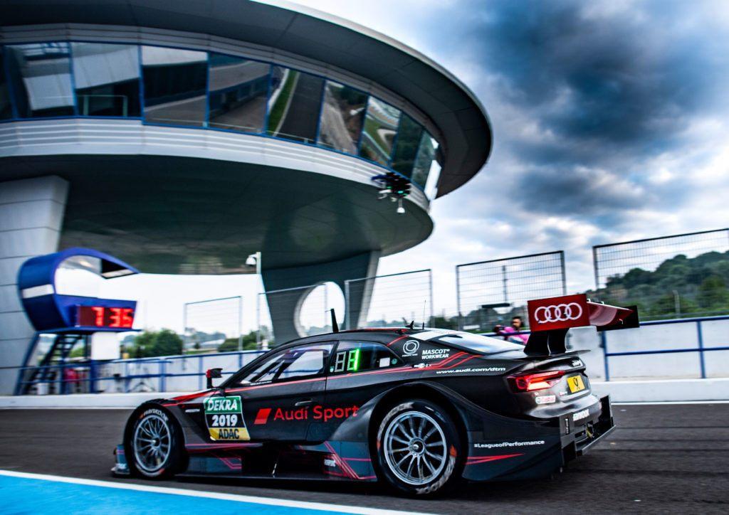 Босс Audi о тестах DTM: Даже у Сергея Сироткина была улыбка на лице!