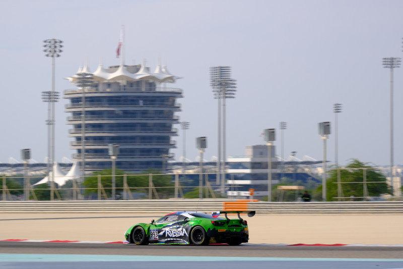 Россияне заняли четвертое место в Кубке Наций FIA GT