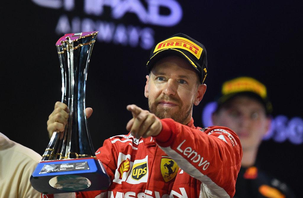 Берни Экклстоун: Феттель – жертва, а не виновник провала Ferrari в 2018 году