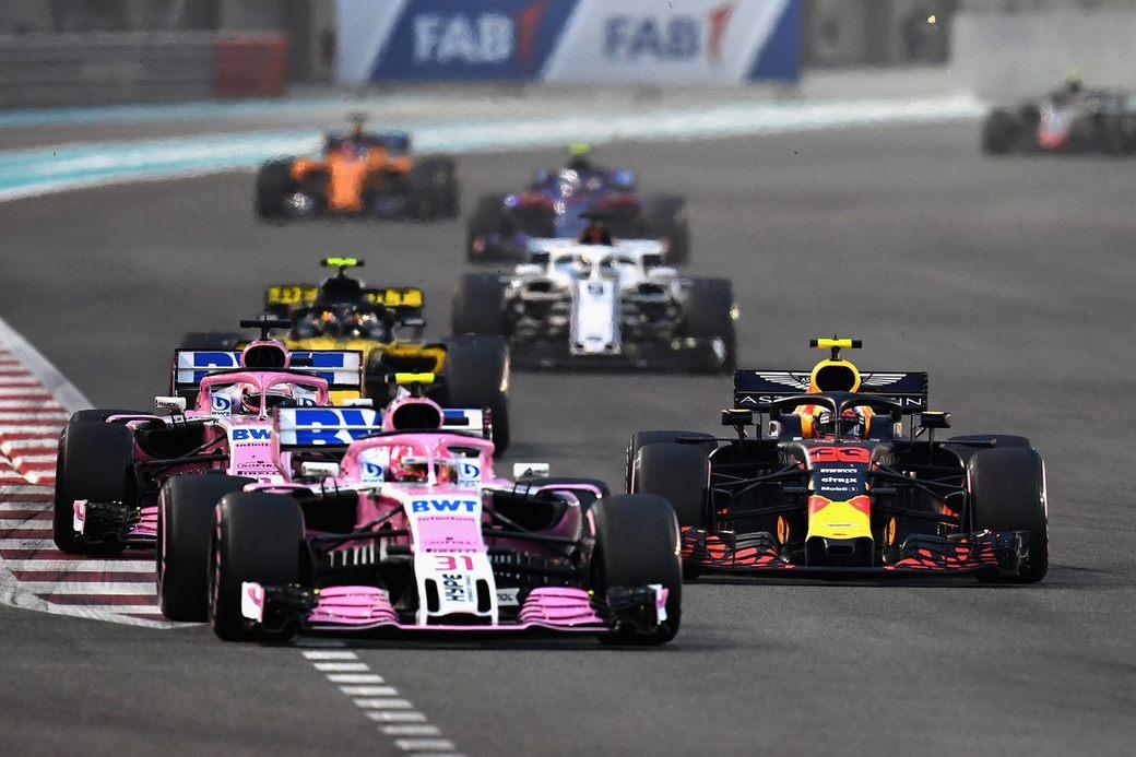 Команда Force India сменит название в межсезонье