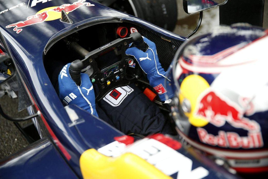 Молодежная программа Red Bull пополнилась новыми кадрами