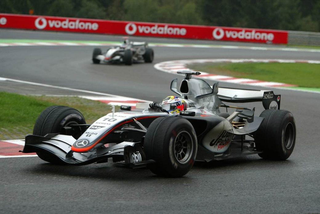 Хуан-Пабло Монтойя: Как же я ненавидел машину McLaren 2005 года