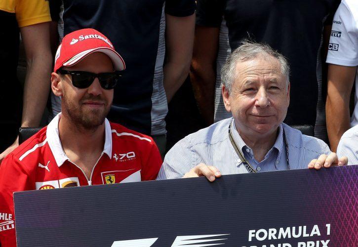 Жан Тодт: Не сравнивайте карьеры Шумахера и Феттеля в Ferrari