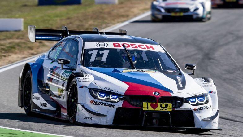 Виттман, Спенглер и Глок продолжат выступать за BMW в DTM