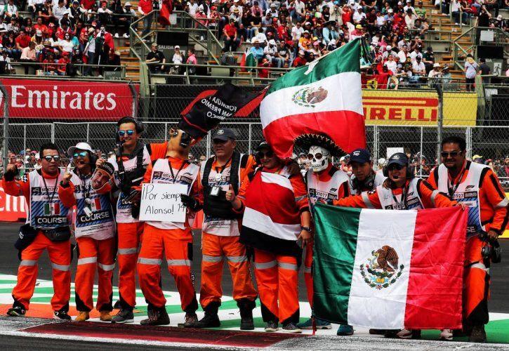 Гран При Мексики под угрозой после сезона-2019