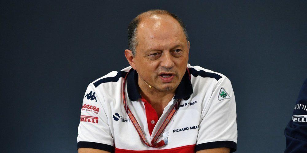 Фредерик Вассёр: Каждый следующий шаг будет даваться Sauber сложнее