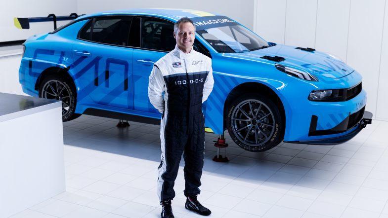 Энди Приоль дебютирует в Кубке мира WTCR на машине Lynk & Co