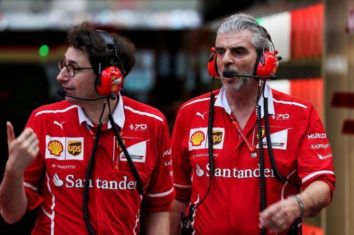 Маттиа Бинотто отказался от идеи ухода из Ferrari