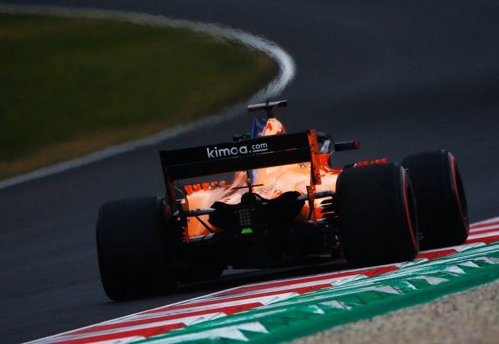 В McLaren рады уходу Red Bull Racing от мотористов Renault