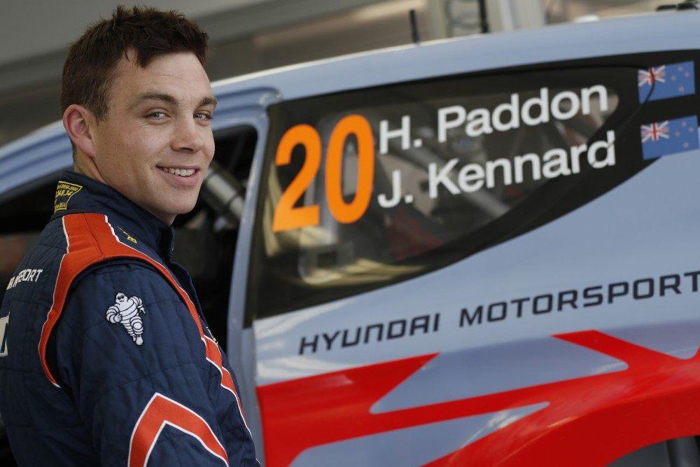 Хейден Паддон объявил об уходе из WRC