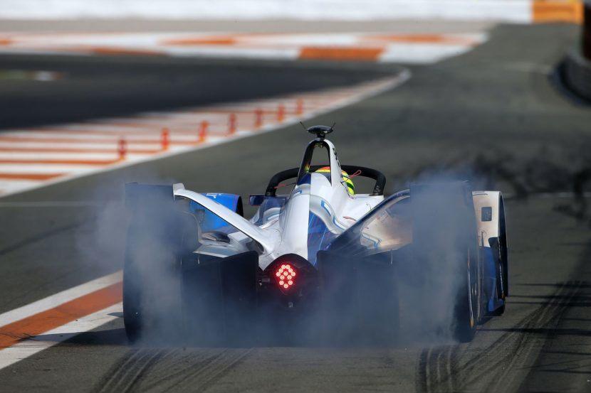 Антониу Феликс да Кошта взял поул на первом этапе сезона Формулы Е