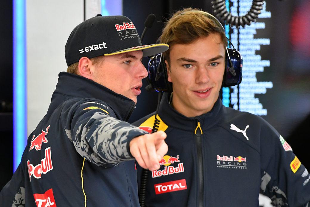 Хельмут Марко подтвердил паритет между Ферстаппеном и Гасли в Red Bull