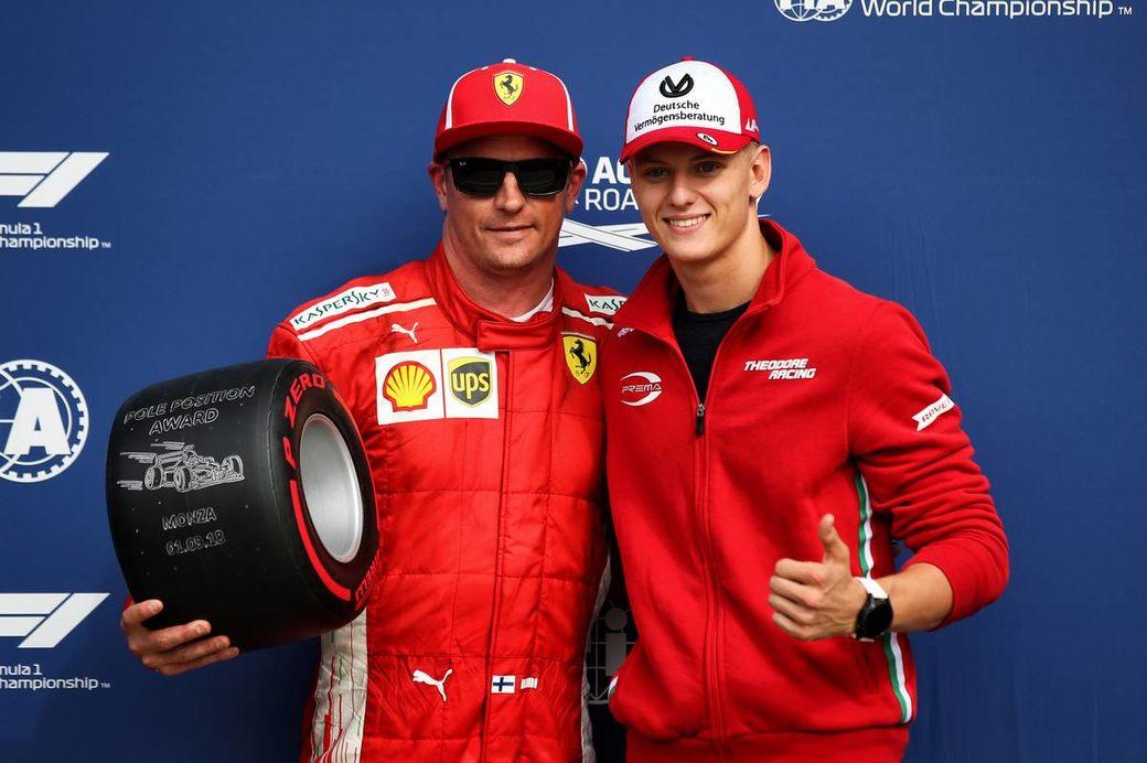 Герхард Бергер: Через два года Мик Шумахер окажется в Ferrari