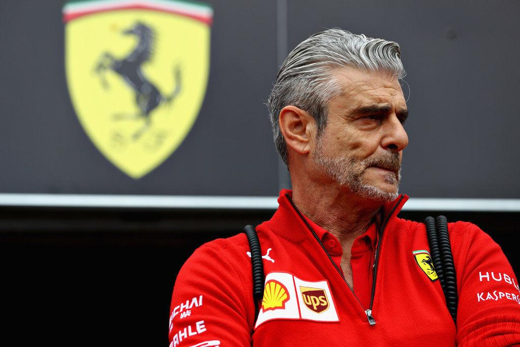 Маурицио Арривабене: На Ferrari повлияли негативные события за пределами трассы