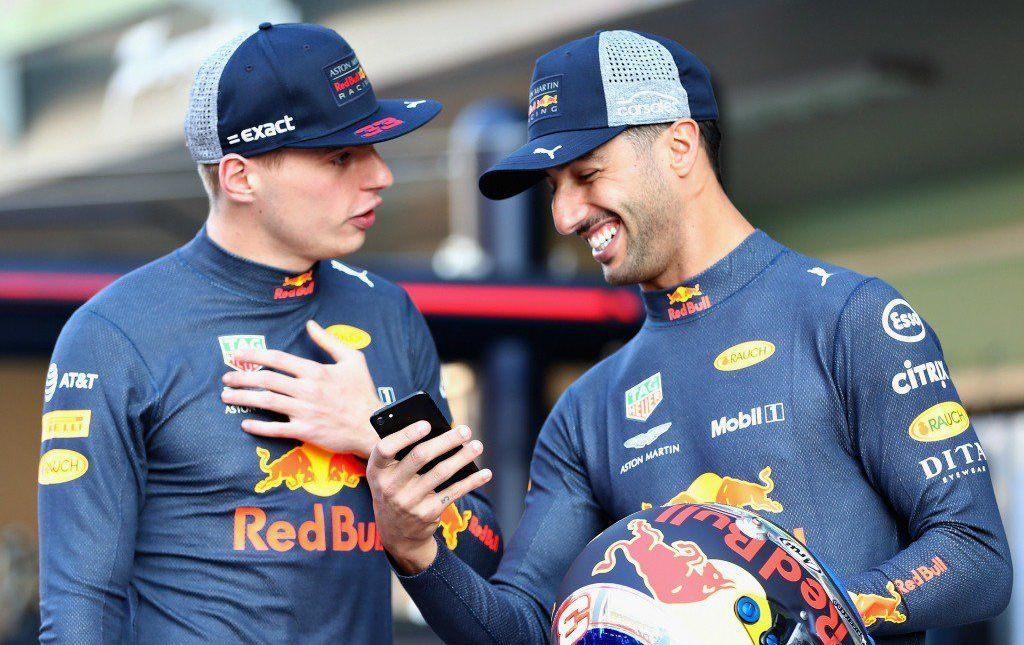Макс Ферстаппен: Никто в Red Bull не понимает, почему Риккардо ушёл в Renault
