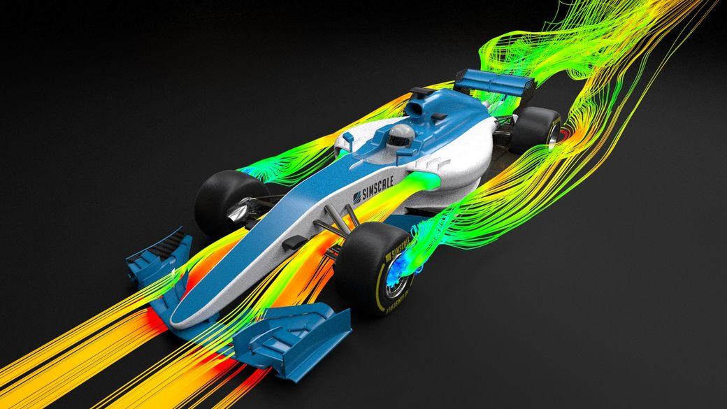 FIA разъяснила условия неограниченного использования СFD-моделирования