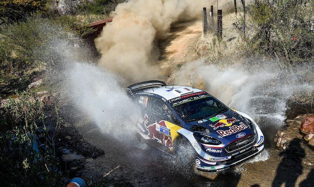 M-Sport подала заявку на участие в чемпионате мира по ралли 2019 года